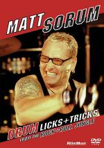 Matt Sorum - Drum Licks+Tricks from the Rock+Roll Jungle Sheet Music