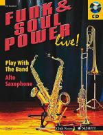 Funk & Soul Power Live! Sheet Music