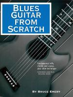 Blues Guitar from Scratch Sheet Music