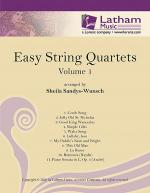 Easy String Quartets, Volume 1 Sheet Music