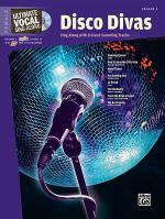 Ultimate Vocal Sing-Along: Disco Divas (Female Voice) Sheet Music