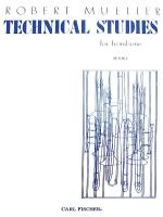 Technical Studies for Trombone-Bk. 1 Sheet Music