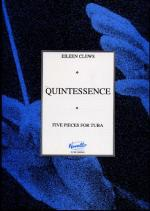 Quintessence for Tuba and Piano Sheet Music
