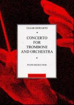 Elgar Howarth: Concerto For Trombone And Orchestra Sheet Music