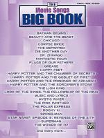 The Movie Songs Big Book Sheet Music