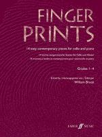 Fingerprints for Cello and Piano Sheet Music