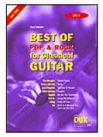 Best Of Pop & Rock for Classical Guitar 4 Sheet Music