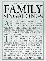 The Library of Family Singalongs Sheet Music