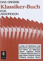 Das grosse Klassiker-Buch fur Akkordeon Sheet Music