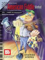 The American Fiddle Method Vol. 1 Piano Accompaniment Sheet Music