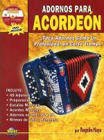 Accordeon Licks, Vol. 1 Book/DVD Set Sheet Music