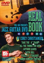 Jazz Guitar DVD Real Book DVD Sheet Music