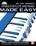 Hymns for Flute and Piano Made Easy Book/CD Set Sheet Music