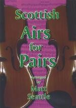 Scottish Airs For Pairs Sheet Music
