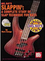 Slappin': A Complete Study of Slap Technique for Bass Book/CD/DVD Set Sheet Music