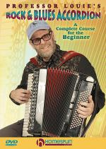 Professor Louie's Rock & Blues Accordion Sheet Music