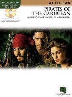 Pirates of the Caribbean (Alto Sax) Sheet Music