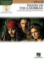 Pirates of the Caribbean (Cello) Sheet Music