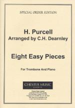 Eight Easy Pieces For Trombone And Piano Sheet Music