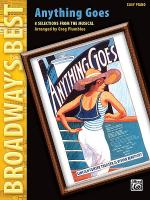 Anything Goes (Broadway's Best) Sheet Music