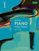 Selected Piano Exam Pieces 2007-8, Grade 1 Sheet Music