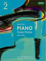 Selected Piano Exam Pieces 2007-8, Grade 2 Sheet Music
