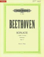 Sonata in C Minor Op.13 (Pathetique) Sheet Music