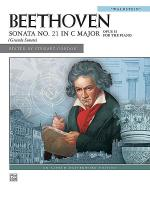 Sonata No. 21 in C Major, Op. 53 Sheet Music