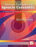 Danzas Cubanas of Ignacio Cervantes Sheet Music