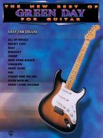 The New Best Of Green Day For Guitar - Easy Guitar Sheet Music