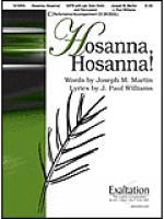 Hosanna, Hosanna! Sheet Music