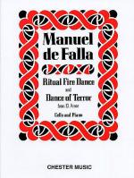Dance of Terror and Ritual Fire Dance (El Amor Brujo) Sheet Music