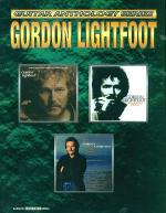 Gordon Lightfoot Sheet Music