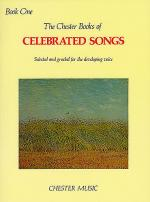 The Chester Book of Celebrated Songs - Book One Sheet Music