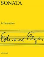 Sonata for Violin and Piano (E Minor), Op. 82 Sheet Music