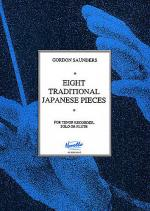 8 Traditional Japanese Pieces Sheet Music