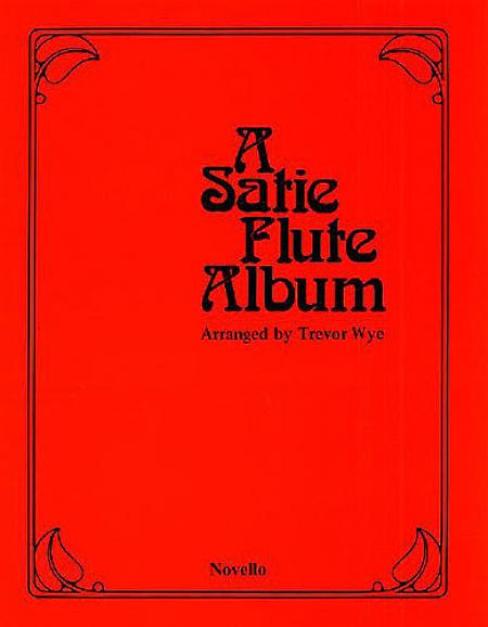 A Satie Flute Album Sheet Music