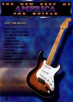 The New Best Of America For Guitar - Easy Guitar Sheet Music