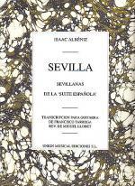 Isaac Albeniz: Sevilla, Sevillanas (Suite Espanola Op.47) (Guitar) Sheet Music