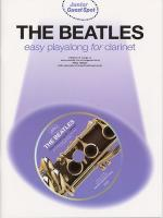 Junior Guest Spot: The Beatles - Easy Playalong (Clarinet) Sheet Music