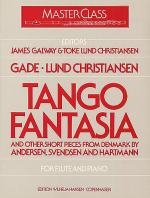 Tango Fantasia and Other Short Pieces for Flute and Piano Sheet Music