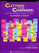 Cutting The Changes: Jazz Improvisation Via Key Centers - C Treble Clef Edition Sheet Music