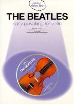 Junior Guest Spot: The Beatles - Easy Playalong (Violin) Sheet Music