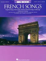The Big Book of French Songs Sheet Music