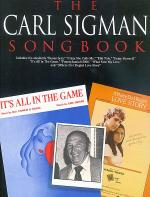 The Carl Sigman Songbook Sheet Music