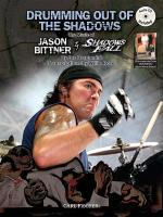 Drumming Out of the Shadows Sheet Music