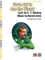 We're Off to See the Wizard Sheet Music
