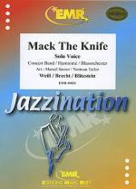 Mack The Knife (Solo Voice) Sheet Music