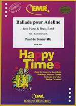 Ballade pour Adeline (Piano Solo) Sheet Music