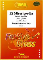 Et Misericordia The Magnificat Sheet Music